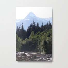 Squamish, British Columbia Metal Print