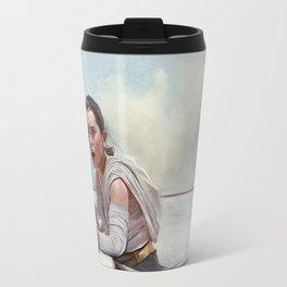 Rey (jakku scavenger) Travel Mug