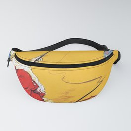 12,000pixel-500dpi - Crcus - Louis Anquetin Fanny Pack