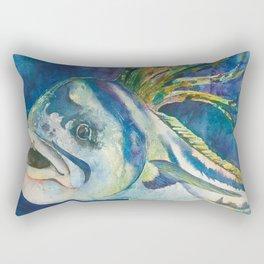 Roosterfish Rectangular Pillow