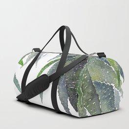 Giant succulents Duffle Bag