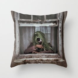Joker Cosplay 7 Throw Pillow