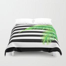 Simply Tropical Stripes Duvet Cover