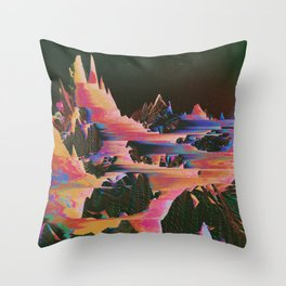 CRSŁTY Throw Pillow
