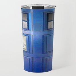 doctor who public box  Travel Mug