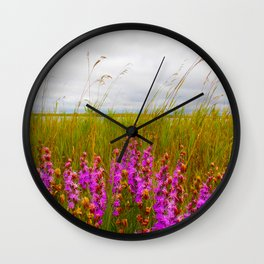 Peace and Tranquility Wall Clock