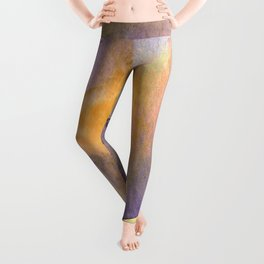 Color Spot Safari Elephant Leggings