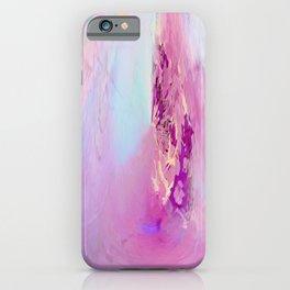 A Pastel Delight iPhone Case