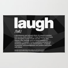 definition LLL - Laugh 2 Rug