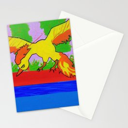 Moltres AAB Stationery Cards
