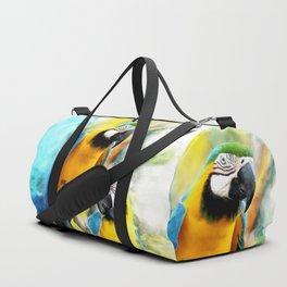 Macaw friends Duffle Bag