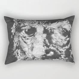 eyes of wisdom Rectangular Pillow