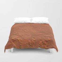 Mars Surface Duvet Cover