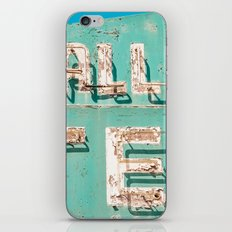 Valley Tel iPhone & iPod Skin