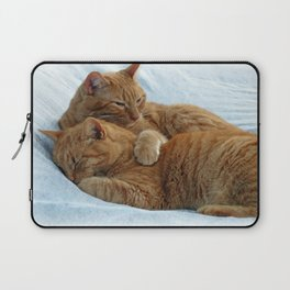 Brotherly Love Laptop Sleeve