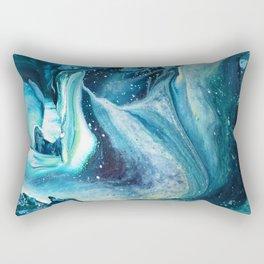 Current I Rectangular Pillow