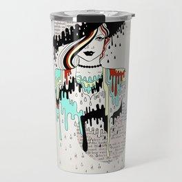 LADY COLOR Travel Mug