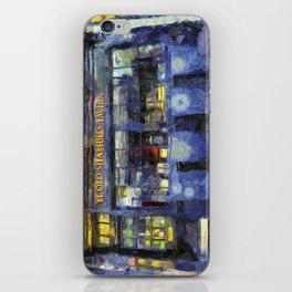 Ye Old Shambles Tavern York Art iPhone Skin