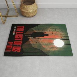 The Last of Us Rug