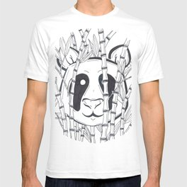 Save The Pandas (50% of commission is donated to the World Wildlife Fund) T-shirt