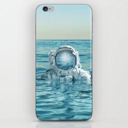 scuba space iPhone Skin