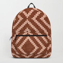 Loom in Rust Backpack