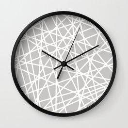 Lazer Dance Wall Clock