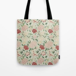 William Morris Cray Floral Pre-Raphaelite Vintage Art Nouveau Pattern Tote Bag