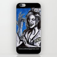 blink 182 iPhone & iPod Skins featuring Don't Blink-182 by ZACKSPLOITATION! Art by Zack Morrissette