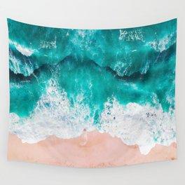 Ocean adventures -drone Wall Tapestry