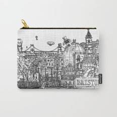 Busy City – Bristol, UK Carry-All Pouch