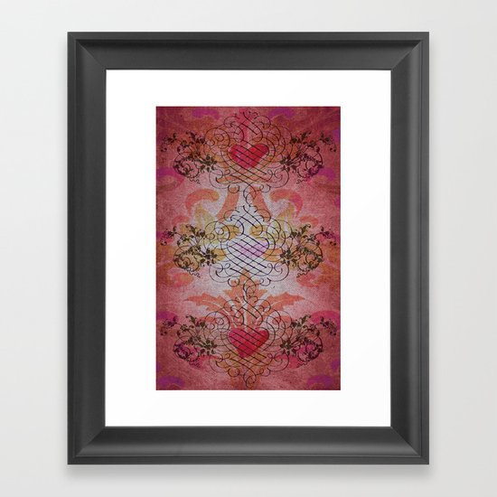 For the LADAYS Framed Art Print