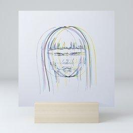 Heavy Vibrations Mini Art Print