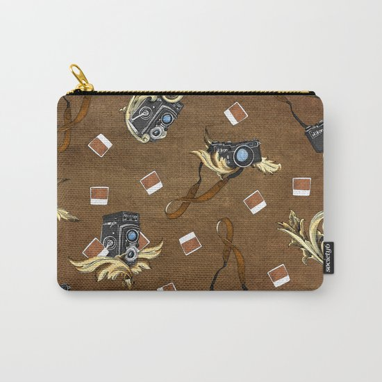 Photographie Pattern Carry-All Pouch