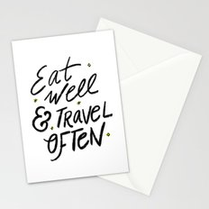 Goals Stationery Cards