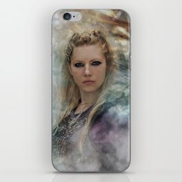 Victory Or Valhalla iPhone Skin