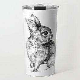 Bunny #4 Travel Mug