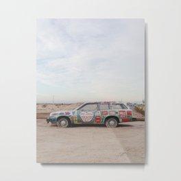 Car Art Metal Print