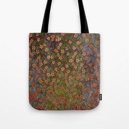 Grenada Floral 2 Tote Bag