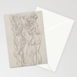 Gestures from Life Stationery Cards