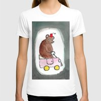 ballet T-shirts featuring Ballet by Kate Burton