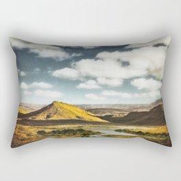 Days Past Rectangular Pillow