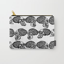 Skull Evolution Carry-All Pouch