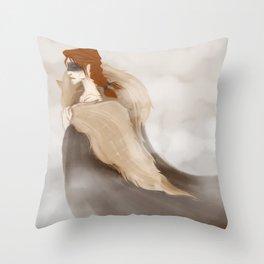 Dragonborn Throw Pillow