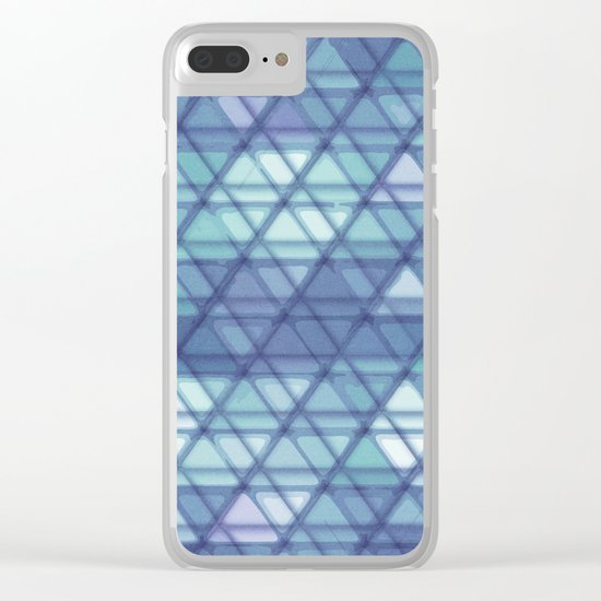 ABS#6 Clear iPhone Case