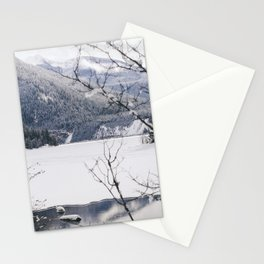 Three Valley Gap Stationery Cards