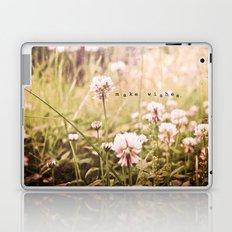 Make Wishes Laptop & iPad Skin