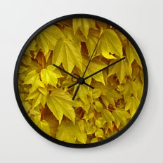 fall is coming -1- Wall Clock