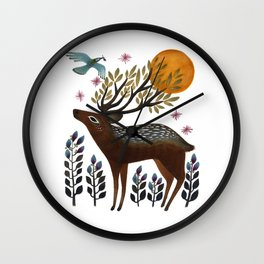 Design by Nature Wall Clock