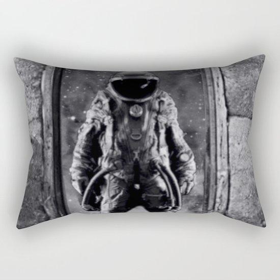The man from earth Rectangular Pillow